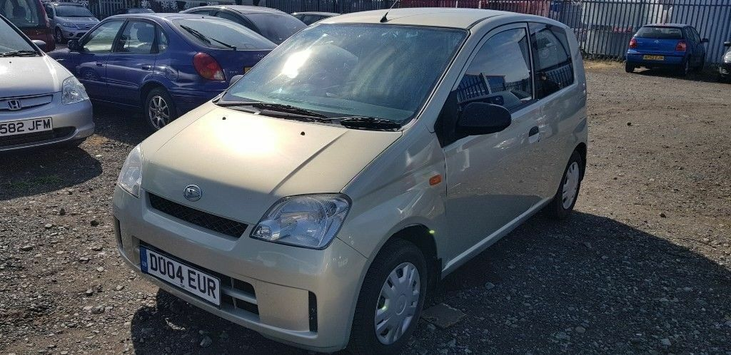Daihatsu Charade 1 0 Litre Full Automatic Any Old Car Px Welcome