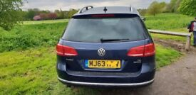 2013VW PASSAT ESTATE 1.6TDI