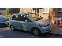 Honda Jazz 1.4 £850 very good car cal me 07903496696 zain