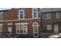 4 DOUBLE BEDROOMS WITH EN-SUITES**ALL BILLS INCLUDED**WALKING DISTANCE TO DERBY ROYAL HOSPITAL