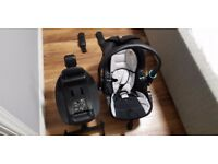 Kiddy Evolution Pro 2 car seat + Isofix + push chair Kiddy adapters (>£300 new). Used 12 months