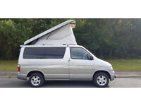 MAZDA BONGO CAMPERVAN 5 BERTH 6 SEAT ELEC ROOF KITCHEN WELL CARED FOR SUPERB, FINANCE AVAILALBE