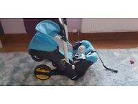 Doona car seat Great condition!!!