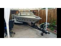 Mastercraft ski boat 5.7 v8 260 bhp fitted lpg conversion