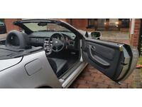 (2002) Mercedes SLK 230 Kompressor Automatic (facelift Model). First to see will buy!!!