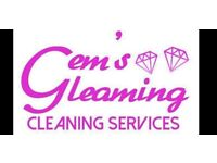 Reliable friendly cleaning service over 10 years established