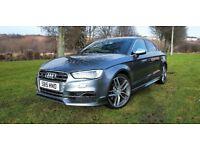 Audi S3 2.0 TFSI Quattro 4dr *MASSIVE SPEC*1 OWNER*300BHP*