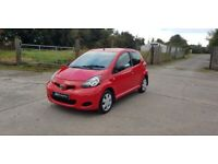 2012 Toyota Aygo 1.0 - Immaculate example only 56k miles