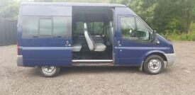 FORD 12 SEAT 110 12 SEAT MINIBUS FWD.