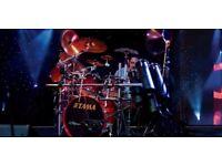 Drummer - playing Tama Starclassic and Zildjian