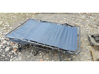 Camper caravan motorhome RV sofa bed oull out rock and roll metal frame sofa bed