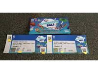 Capital Summertime ball tickets x2