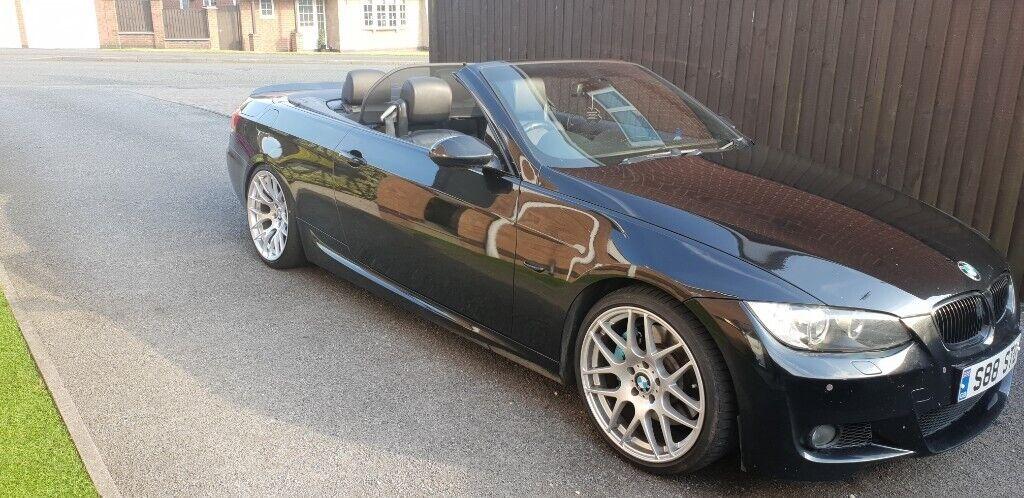 BMW 335I TWIN TURBO CONVERTIBLE LOW MILEAGE | in Nottingham,  Nottinghamshire | Gumtree