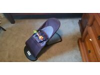 BabyBjorn Baby Bouncer Chair with Activity Toy bar
