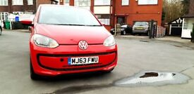 Volkwagen Up Bluemotion 1 litre petrol £0 Road Tax HPI Clear Low mileage