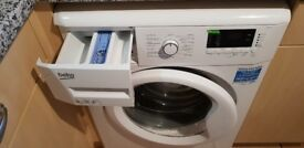 Freestanding 8kg 1400rpm BEKO Washing Machine WM84145