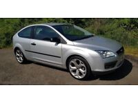 Ford Focus Sport 1.6 16v **MOT MARCH 2019**St Alloys**New front discs & Pads**Great driver**Clean
