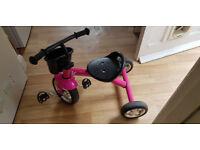 Kiddo 3 Wheeler Trike - Pink
