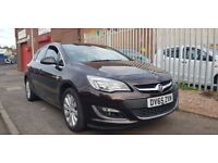 Vauxhall Astra 1.6 i VVT 16v Elite 5dr Perfect example 1 OWNER GREAT VALUE 2015