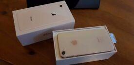 Iphone 8 gold brand new 64 unlocked