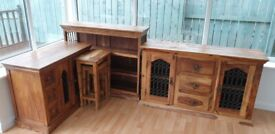 Indian Jali Wood Furniture