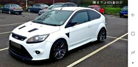 Forged Focus Rs Mk2 stage 4 400+ bhp 2009