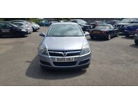 Vauxhall Astra 1.8 automatic long MOT