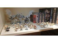 Warhammer 40k huge Tyranid army