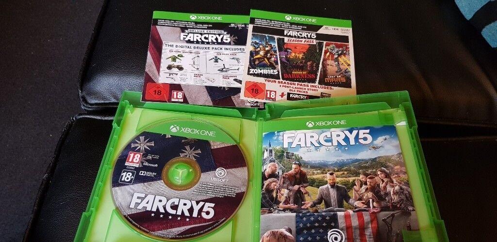 far cry 5 gold edition xbox one