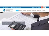 Accounting, Tax Returns, Companies Accounts, Business and Tax Planning, CIS Tax Returns, Payroll