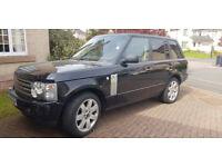 Range Rover Vogue - Spares or Repair