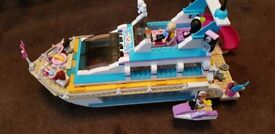 Lego Friends Cruise Ship 41015