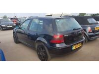 VW GOLF 1.9 GT TDI ( ANY OLD CAR PX WELCOME ) ( EXCELLENT SMOOTH ENGINE AND GEARBOX )