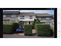 3 bedroom house, unfurnished, white goods included, New Cumnock East Ayrshire area KA18 postcode