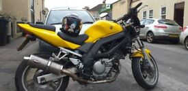 Suzuki SV650X (Offers Welcome)