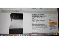 Mattress Topper small double Amazon campervan