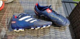 Adidas predator football boots size7
