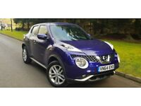 2015 Nissan Juke 1.5 dCi Acenta 5dr (start/stop) £20 ROAD TAX