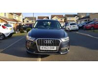 Audi Q3 2.0 TDI Quattro SE 5dr S Tronic, Excellent Condition