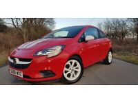 2017 Vauxhall Corsa Sting 1.4 **29000 MILES**FSH*1 PREVIOUS OWNER**IMMACULATE