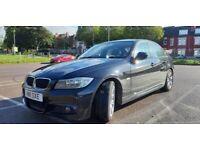2011 BMW, 3 SERIES, M. Sports, 12 Mths MOT, Manual, 1995 (cc), 4 doors