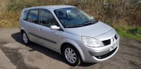 Renault Grand Scenic**1.9 DCi DIESEL**7 SEATER**55000 MILES**12 MONTHS MOT**£2495