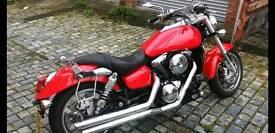 Kawasaki Meanstreak VN 1600 import