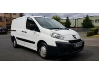 2007 (07) PEUGEOT EXPERT 2.0 HDI PANEL VAN MPV NO VAT SHORT WHEEL BASE CITROEN DISPATCH FIAT SCUDO