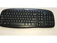 Lodgitech keyboard and mouse