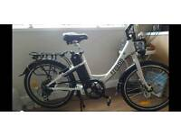 Freego wren electric bike