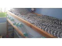 Ikea Kura child's bed frame