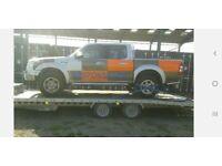 CAR TRAILER TRANSPORT RECOVERY TRAILOR VAN 4X4 SPORTS RACE STOCK CAR BANGER VAN