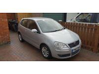 1.2 VW Polo 3Dr - 2007 - Silver - 12 Month MOT
