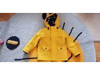 M&S rain jacket